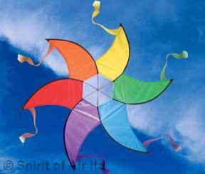 Vortex spinner large from Spirit of air