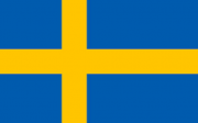 Sweden Flag 5ft x3ft