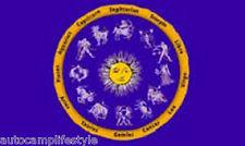 Zodiac flag 5ft x 3ft