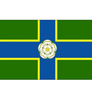 Yorkshire North Riding flag 5ft x 3ft
