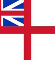WHITE ENSIGN flag 8ft x5ft