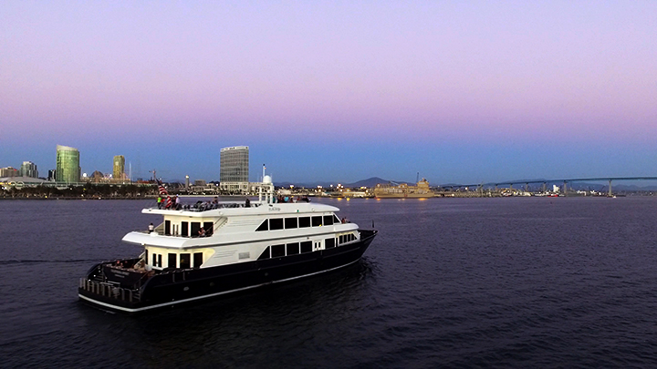 San Diego Valentines Day Dinner Cruise Flagship Cruises