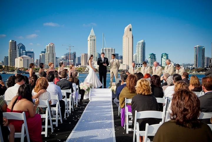 Yacht Weddings In San Diego Flagship Cruises Amp Events