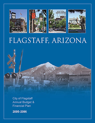 City of Flagstaff Official Website  2006 Annual Budget