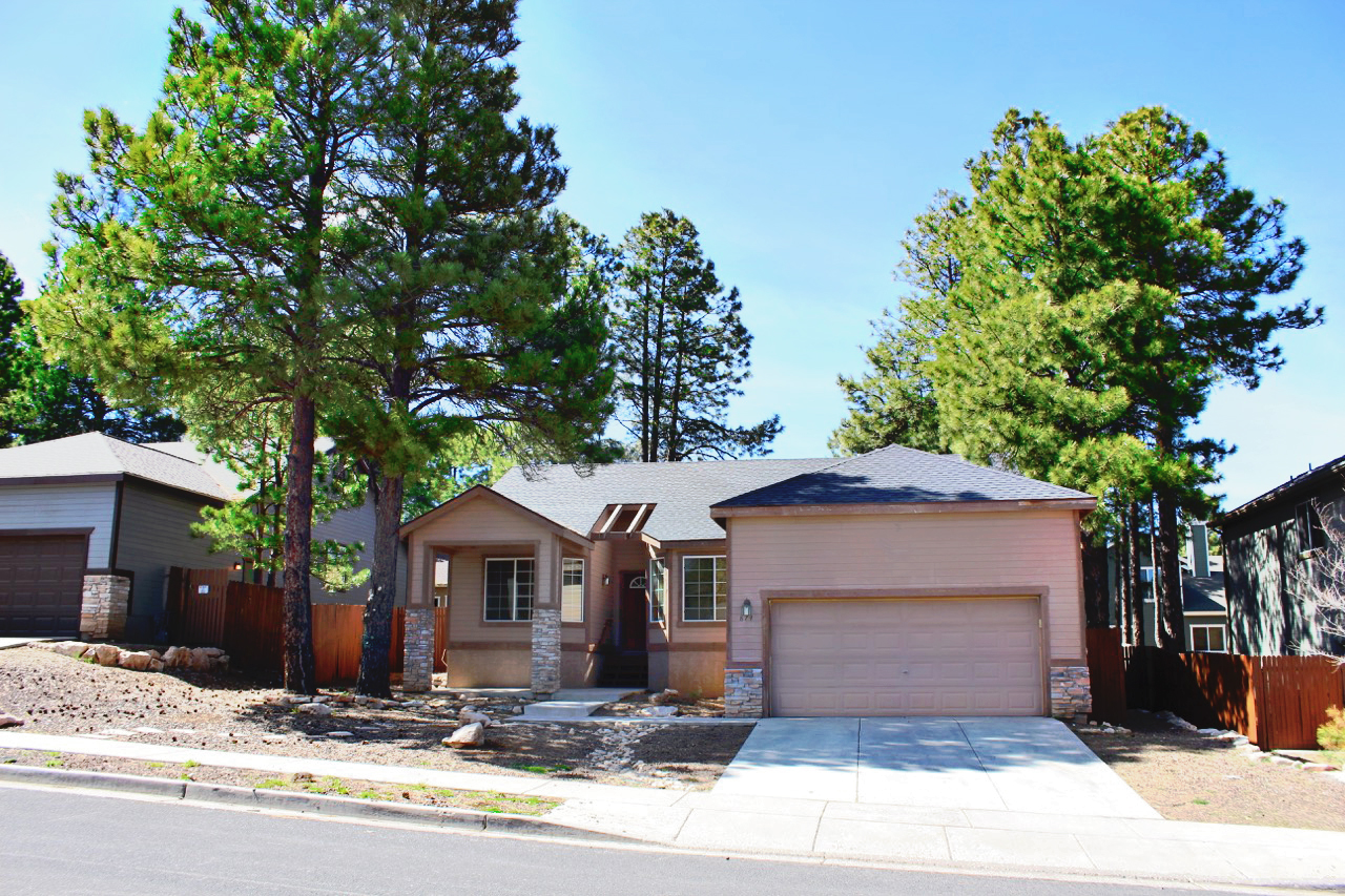 Flagstaff Homes For Sale Ponderosa Trails