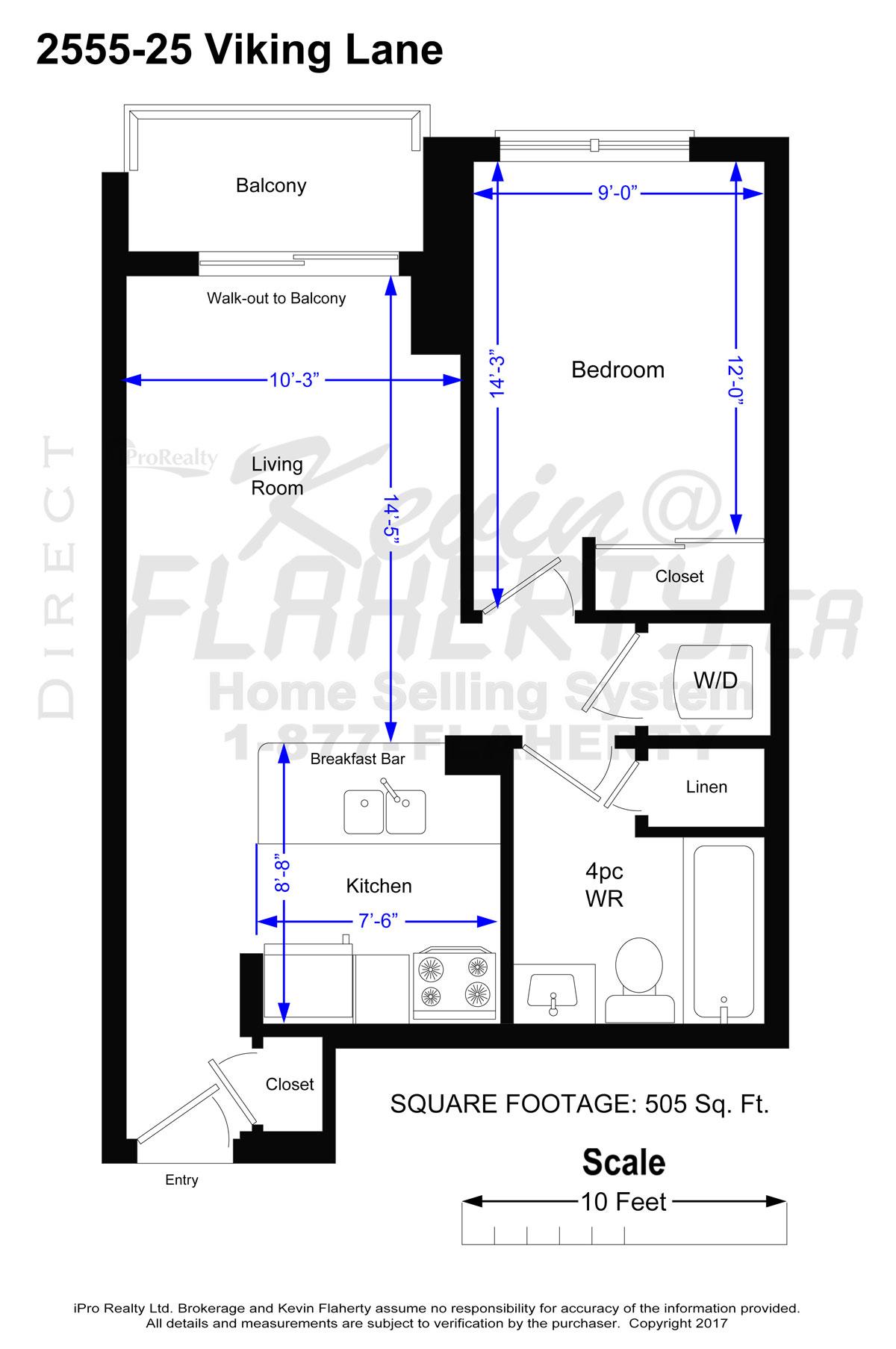 2555-25 Viking Ln Etobicoke Real Estate Listing