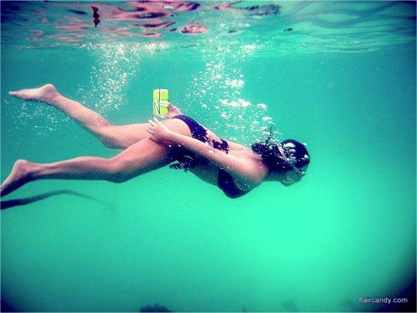 snorkeling wheatgrass flaircandy alodia hannah villasis
