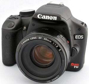 L'objectif indispensable : le 50mm f/1.8