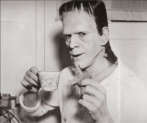 Pause sur le tournage de Frankenstein
