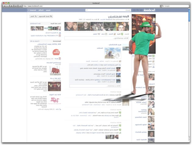 L'envers du décors - Facebook