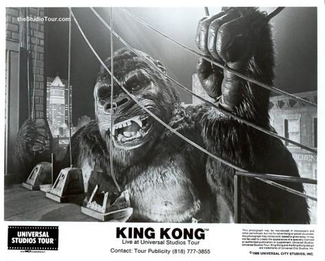 King Kong (Merian C. Cooper et Ernest B. Schoedsack - 1933)