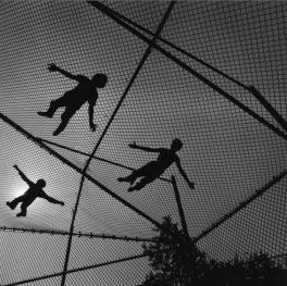 """Dream Collector"" par Arthur Tress"