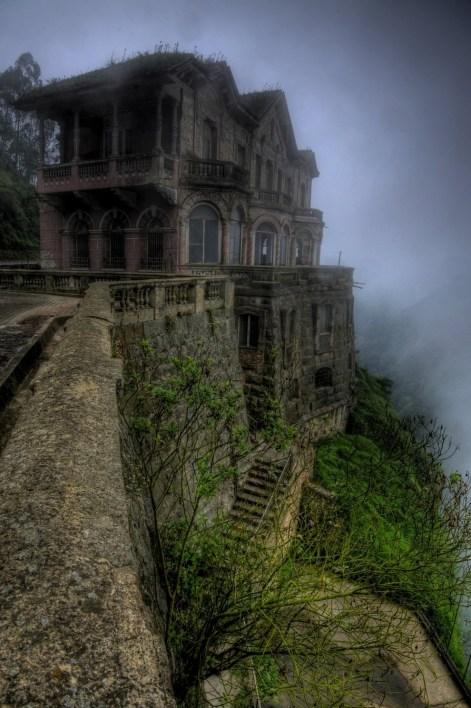 l'Hôtel del Salto (Colombie)
