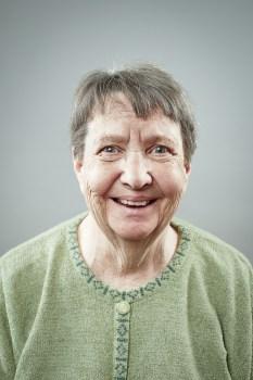 """Smile doesn't get old"" par Ilya Nodia et Irina Muravyova"