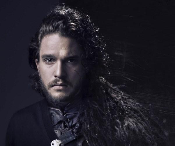 Jon Snow / Kit Harington par Gianfranco Gallo