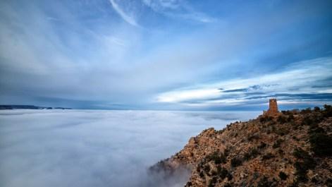 Projet Skyglow dans le Grand Canyon