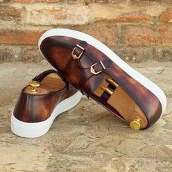 belgian sneaker doublemonk 1