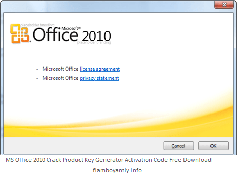 free download microsoft office professional plus 2010 activation key