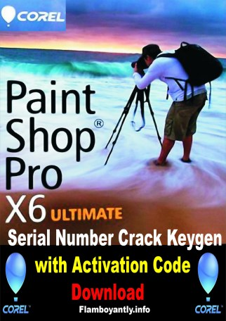 Corel Painter X6 Serial Number Crack Keygen with Activation Code Download
