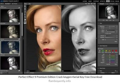 Perfect Effect 9 Premium Edition Crack keygen+Serial Key Download