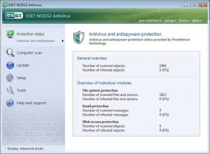 ESET NOD32 Antivirus 2017 Crack Full Free Download