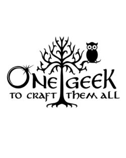 One Geek to Craft Them All - Table 17