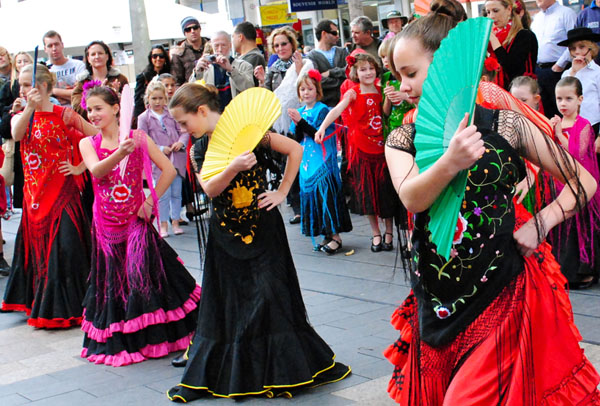 Kids Classes Amp School Holiday Workshops Flamenco Australia