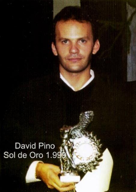 David Pino Sol de Oro1999