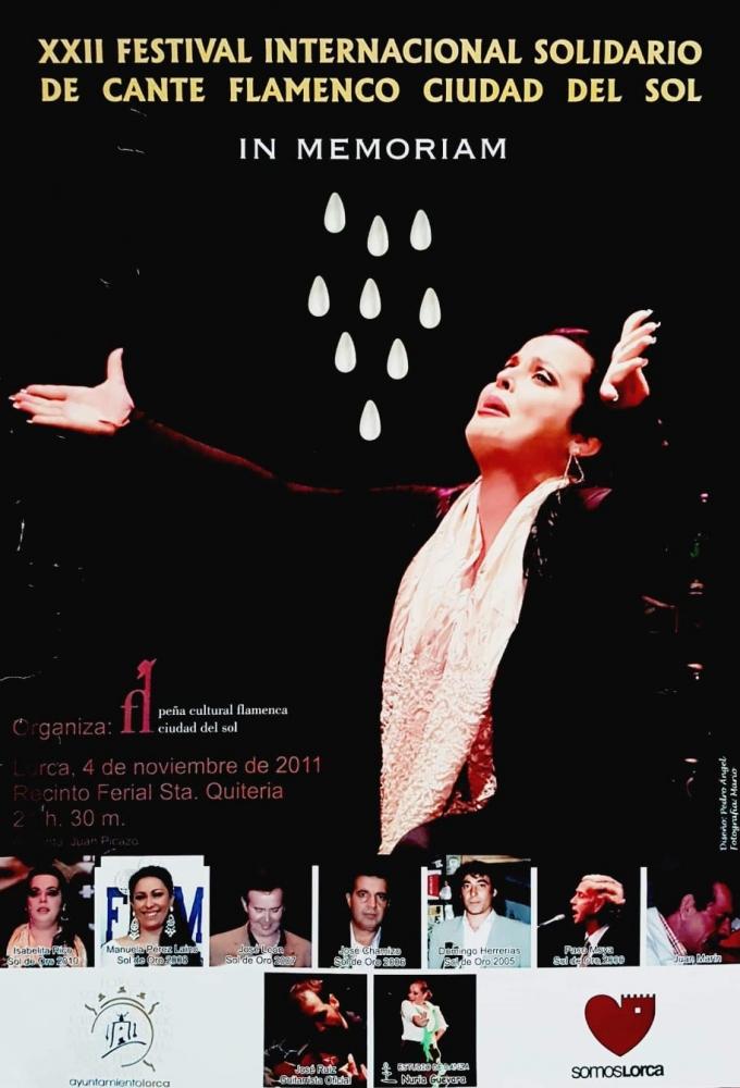 Festival Internacional FLamenco Ciudad del Sol - 2011 - 2