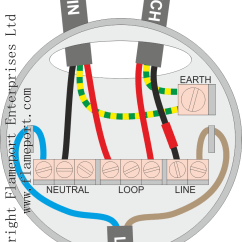 Two Way Switch Wiring Diagram For Lights Diagrams Guitar Pickups Older Colour Codes Ceiling Rose