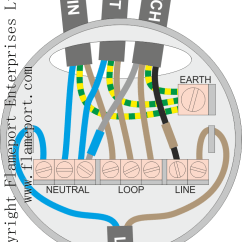 Wiring Diagram For Ceiling Light And Switch Atx Connector Adding An Extra From A With Incomong 3 Core Earth Cableh Rose 3c E Cable To The