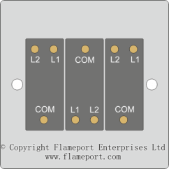 Four Way Dimmer Switch Wiring Diagram Food Plate Lighting Circuit Arrangements