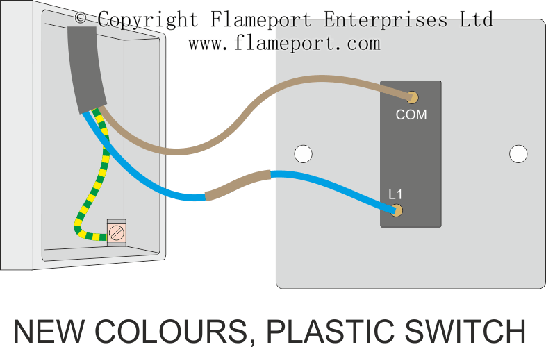 light switch wire diagram electric motor wiring circuit adding an extra from a switchsingle