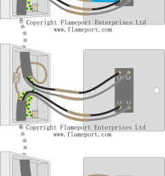 three way switch connections [ 787 x 1438 Pixel ]