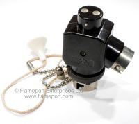 Volex V410 Heat and Light switched bayonet adaptor