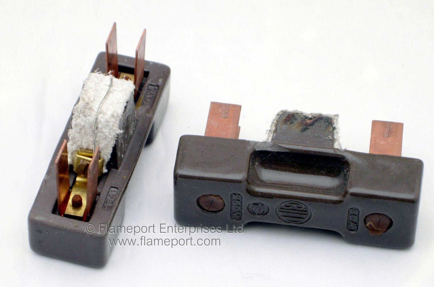 antique 30 amp fuse box wiring diagram explained a panel box wiring old  fuse box wiring disconnect