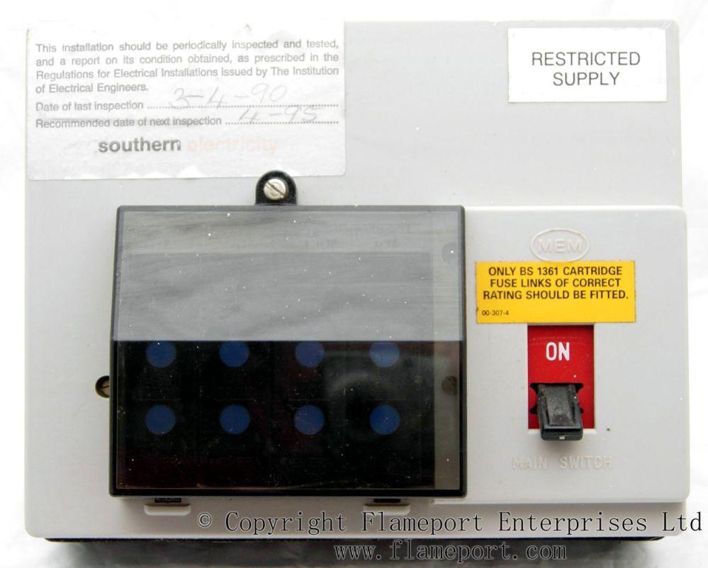 medium resolution of  memera 3 four way plastic fusebox