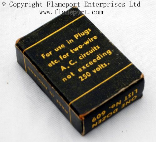 small resolution of back view of a box containing 10a fuses
