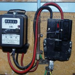 Electric Meter Box Wiring Diagram Uk Simple Subject And Verb Henley Electricity Supplier Cutout