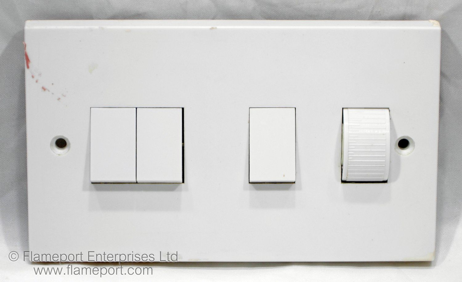 Ac Lighted Switch Wiring Wall Mounted Mk Moodsetter Dimmer Switches