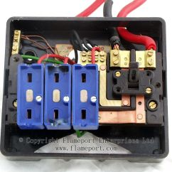 Wiring Diagram For Three Way Switch Land Rover Colours Wylex Standard Brown Plastic Fuseboxes
