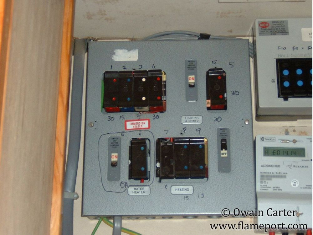 medium resolution of wylex fuse box