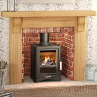 Be Modern Holtwood Solid Oak Fireplace Surround | Flames.co.uk