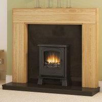 Be Modern Whinfell Solid Oak Fireplace Surround | Flames.co.uk
