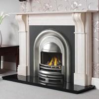 Cast Tec Durham Marble Fireplace | Flames.co.uk