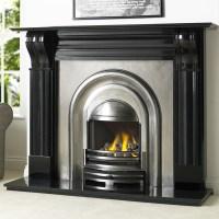 Cast Tec Durham Granite Fireplace | Flames.co.uk