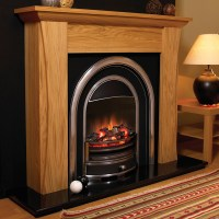Gas Fireplace Suite. Flamerite Austen Electric Fireplace ...