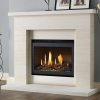 Pureglow Drayton with Chelsea High Efficiency Gas Fire ...
