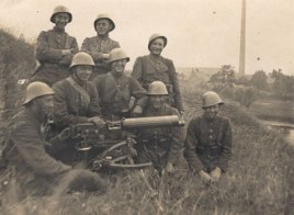 Dutch Machine-gunners