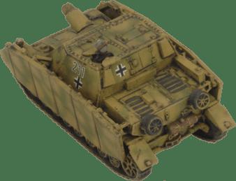 Brummbär Assault Tank Platoon (GBX128)